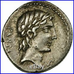 #10565 Monnaie, Vibia, Denier, Rome, TTB+, Argent, Babelon1