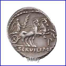 #10571 Servilia, Denier