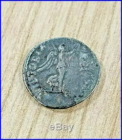 181 Denier Vespasien (Victoire) Rare