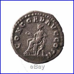 2338 Lucius Verus (161-169), Denier, Rome, magnifique portrait, TTB+, RIC446