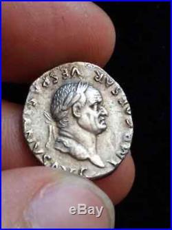 2524 Vespasien (69-79), Denier, Caducée, Rome, Argent, SUP, RIC 703