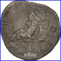 #28489 Monnaie, Hadrien, Denier, 117-138, Roma, TTB, Argent, Cohen1111