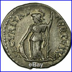 #30909 Monnaie, Caracalla, Denier, Roma, SUP, Argent