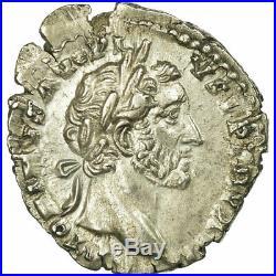 #30970 Monnaie, Antonin le Pieux, Denier, Roma, SUP, Argent