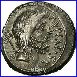 #31520 Monnaie, Plautia, Denier, Roma, TTB+, Argent