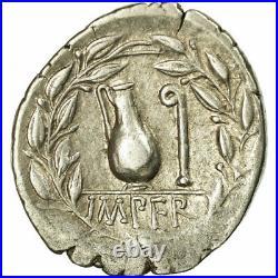 #31709 Monnaie, Caecilia, Denier, Rome, SUP, Argent, Babelon44
