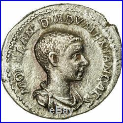 #31767 Monnaie, Diadumenian, Denier, Roma, TTB+, Argent, RIC102