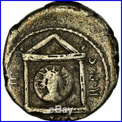 #486159 Monnaie, Marc Antoine, Denier, TB, Argent, Cohen12
