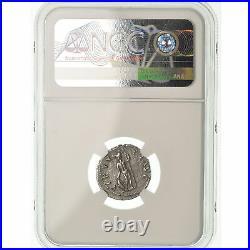 #489422 Monnaie, Pescennius Niger, Denier, 193-194, Caesarea, Rare, Gradée