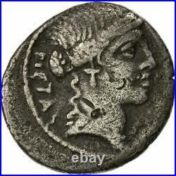 #491428 Monnaie, Postumia, Denier, 48 BC, Rome, TTB, Argent, Crawford450/2