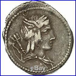 #491489 Monnaie, Julia, Denier, 85 BC, Rome, SUP, Argent, Crawford 352/1c