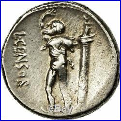 #494825 Monnaie, Marcia, Denier, 82 BC, Rome, SUP, Argent, Crawford363/1d