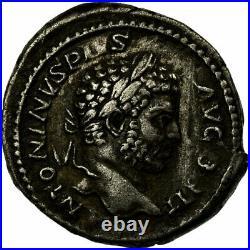 #495734 Monnaie, Caracalla, Denier, 213, Rome, TTB+, Argent, RIC226