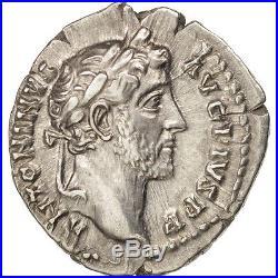 #505947 Antoninus Pius, Denier, Rome, SUP, Argent, RIC137