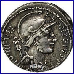 #506507 Fonteia, P. Fonteius Capito, Denier, Rome, TTB+, Argent