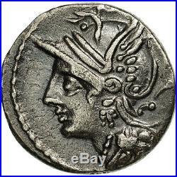 #506601 Coelia, Denier, Rome, TTB, Argent, Crawford318/1a