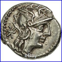 #506614 Caecilia, Denier, Rome, SUP, Argent, Crawford262/1