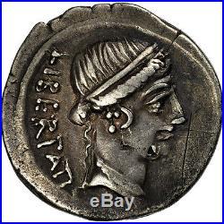 #506629 Lollia, Denier, Rome, TTB+, Argent, Crawford432/1