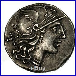 #506631 Itia, Denier, Rome, SUP, Argent, Crawford209/1