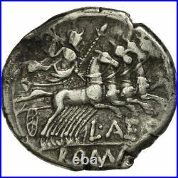 #506661 Monnaie, Antestia, Denier, Rome, TTB, Argent, Crawford238/1