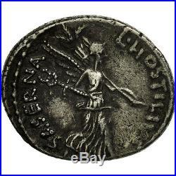 #506683 Hostilia, Denier, Rome, TTB+, Argent, Crawford448/1a