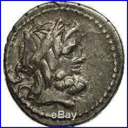 #506693 Procilia, Denier, Rome, TTB, Argent, Crawford379/1