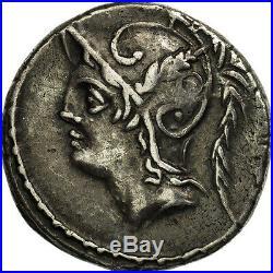 #506702 Minucia, Denier, Rome, TTB+, Argent, Crawford405/3b