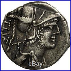 #506710 Veturia, Denier, Rome, TTB+, Argent, Crawford234/1