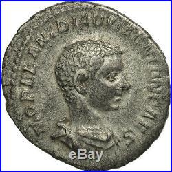 #506910 Diaduménien, Denier, Rome, TTB+, Argent, RIC102