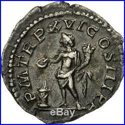 #507262 Septimius Severus, Denier, Rome, TTB+, Argent, RIC220