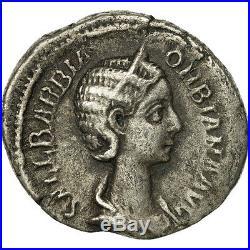 #507267 Orbiane, Denier, Rome, TTB, Argent, RIC319