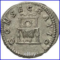 #507329 Septime Sévère, Denier, Rome, SUP, Argent, RIC191E