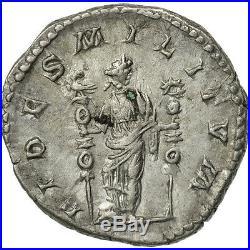 #507330 Macrin, Denier, Rome, TTB+, Argent, RIC66