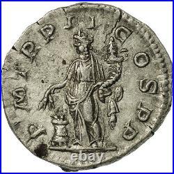 #507331 Macrin, Denier, Rome, SUP, Argent, RIC26