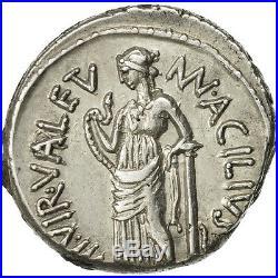 #507349 Acilia, Denier, Rome, SPL, Argent, Crawford442/1a