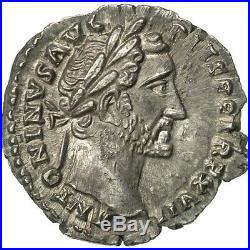 #507666 Antonin le Pieux, Denier, Rome, SPL+, Argent, RIC232