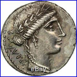 #508166 Acilia, Denier, Rome, SUP+, Argent, Crawford442/1a
