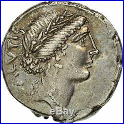 #508172 Acilia, Denier, Rome, SUP, Argent, Crawford442/1a