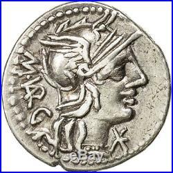 #508825 Vargunteia, Denier, Rome, TTB, Argent, Crawford257/1