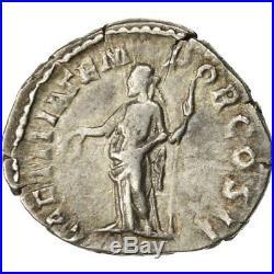#510808 Monnaie, Pertinax, Denier, Rome, TTB+, Argent, RIC4a