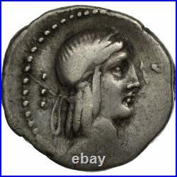 #511231 Monnaie, Calpurnia, Denier, Rome, TB+, Argent, Crawford340/1