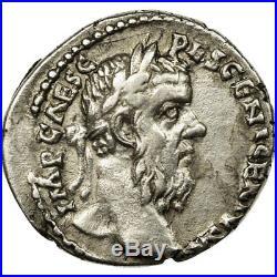#512168 Monnaie, Pescennius Niger, Denier, 193-194, Antioche, Rare, TTB+