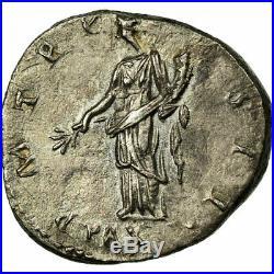 #514249 Monnaie, Hadrien, Denier, 118, Rome, SUP, Argent, RIC44