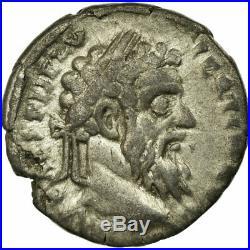 #514784 Monnaie, Pertinax, Denier, 193, Rome, TTB, Argent, RIC8a