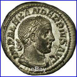 #516037 Monnaie, Alexandre Sévère, Denier, AD 232, Rome, SUP, Argent