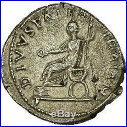 #516455 Monnaie, Trajan, Denier, 112-117, Rome, TTB+, Argent, RIC252