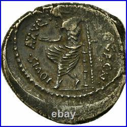 #61926 Monnaie, Vibia, Denier, Roma, TTB+, Argent