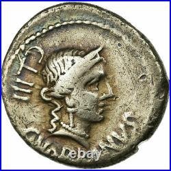 #64587 Monnaie, Norbana, Denier, Rome, TTB, Argent, Babelon2