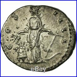 #65029 Monnaie, Antonin le Pieux, Denier, Rome, SUP, Argent, Cohen284