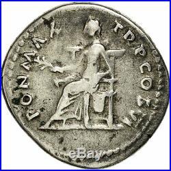 #650650 Monnaie, Vespasien, Denier, 75, Roma, TB+, Argent, RIC90